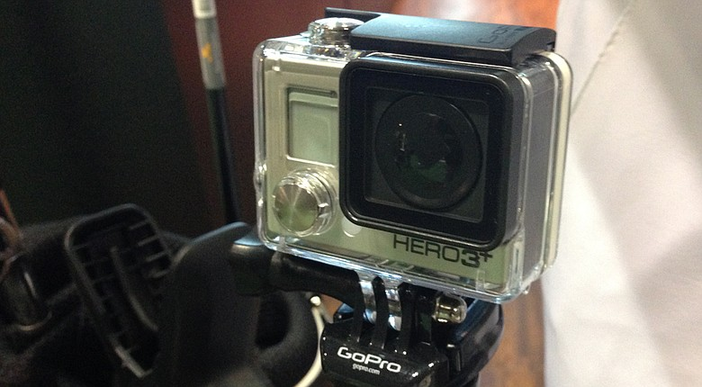 GoPro is looking to organically grow in the golf industry, offering video cameras that can help professionals teach, as well as players simply show off their skills.
