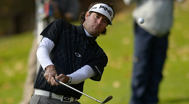 Bubba Watson is one of many bombers playing the Waste Management Phoenix Open.