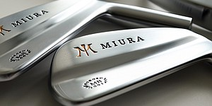 Miura MB001 forged irons