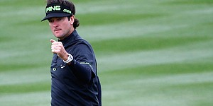 5 Things: Watson, Jones share WMPO lead; more