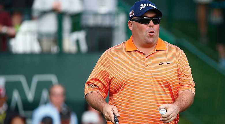 Kevin Stadler shot a 3-under 68 on Sunday at the Waste Management Phoenix Open to secure his first PGA Tour victory.