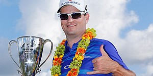 Zach Johnson wins PGA Tour Player of Month honors