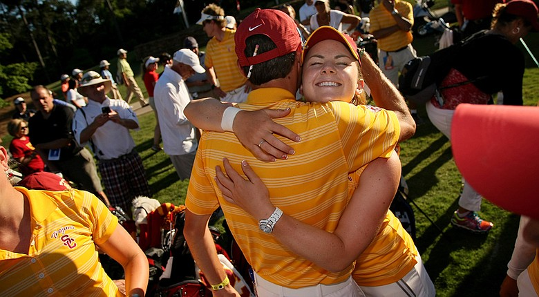 USC won the 2013 NCAA Championship when it was a stroke-play event. In 2015, powerhouse schools could face a different obstacle when match play is introduced.