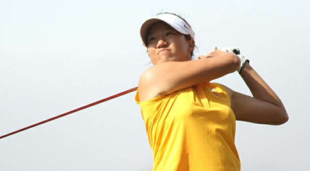 Annie Park won the Northrop Grumman Regional Challenge on Feb. 11, the first victory of her sophomore season.