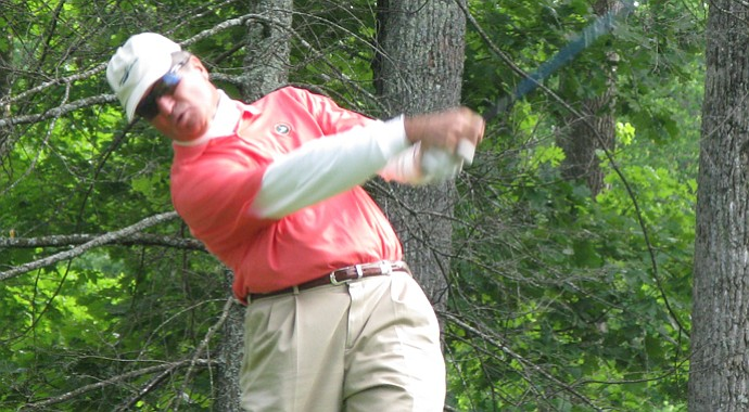 Walt Martin finished 2013 ranked No. 2 in Golfweek's super senior rankings.