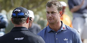 English def. Westwood 5 & 3 in WGC Match Play