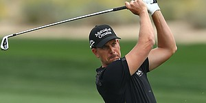 Stenson def. Aphibarnrat 2 and 1 in WGC Match Play