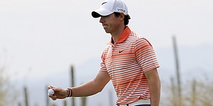 McIlroy def. Weekley 3 & 2 in WGC Match Play