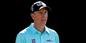 Furyk def. English 1 up in WGC Match Play