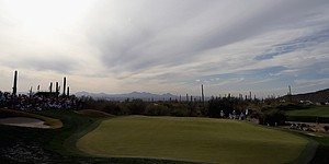 18th hole provides captivating theater at Match Play