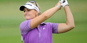 Nordqvist leads in Thailand; Lewis, Wie lurking
