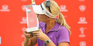 Anna Nordqvist wins first LPGA title since 2009