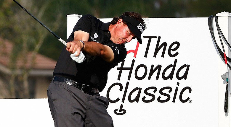 Phil Mickelson returns to the Honda Classic for the first time since 2002.