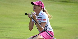 Joy, relief for Creamer in Singapore win