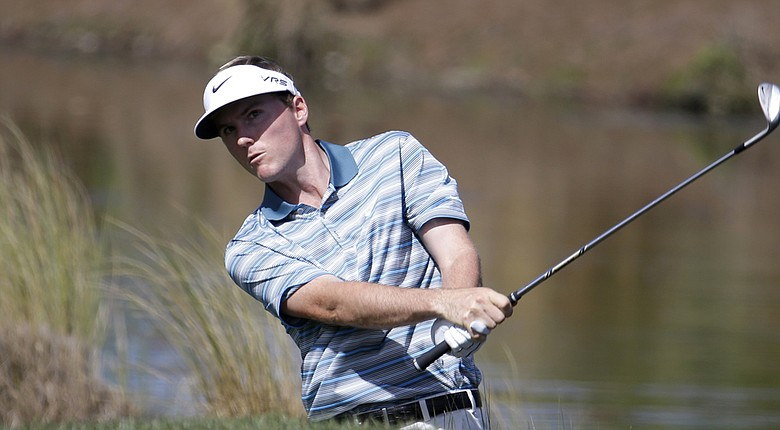 Russell Henley during his final round of his win, which earned him a Masters invitation, at the PGA Tour's 2014 Honda Classic at PGA National in Palm Beach Gardens, Fla.