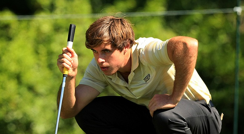 Greg Eason rises to No. 4 in the World Amateur Golf Ranking after topping the field at the 2014 John Hayt Collegiate Invitational (shown here during last year's U.S. Amateur).