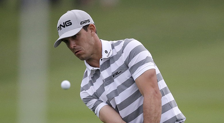 Billy Horschel, after playing Doral's renovated Blue Monster during the 2014 WGC-Cadillac Championship, says it needs more work (Horschel is shown here during the previous week's Honda Classic).