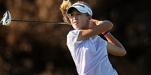 Nelly Korda takes the lead with 68 at the AJGA's Yani Tseng Invitational