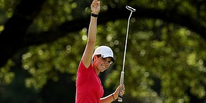Americans take 5-1 lead after Day 1 of Curtis Cup