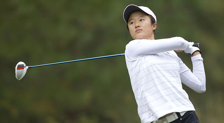 Duke's Yu Liu won the Darius Rucker Intercollegiate last week and is now a top contender for the Annika Award.