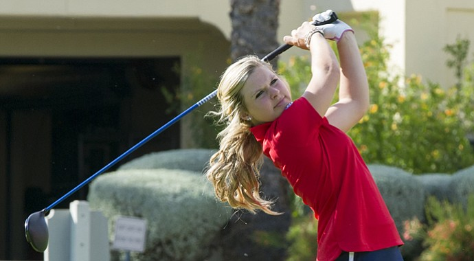 Sophomore Lindsey Weaver leads a young Arizona squad.