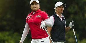 Pettersen chases childhood dream of being No. 1