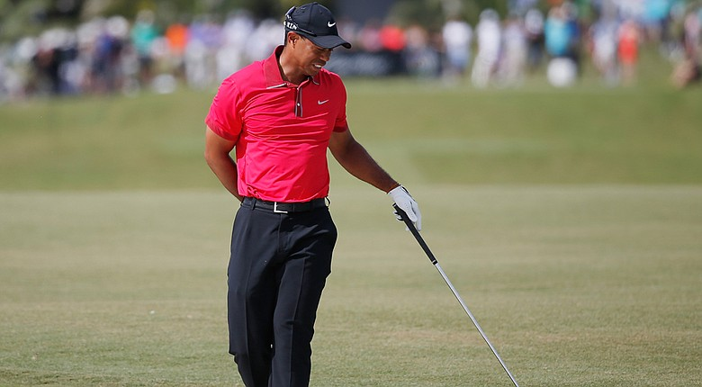 Tiger Woods withdrew from the Honda Classic, barely survived Doral (T-25) and is now sitting this week out at a venue he has won at eight times.