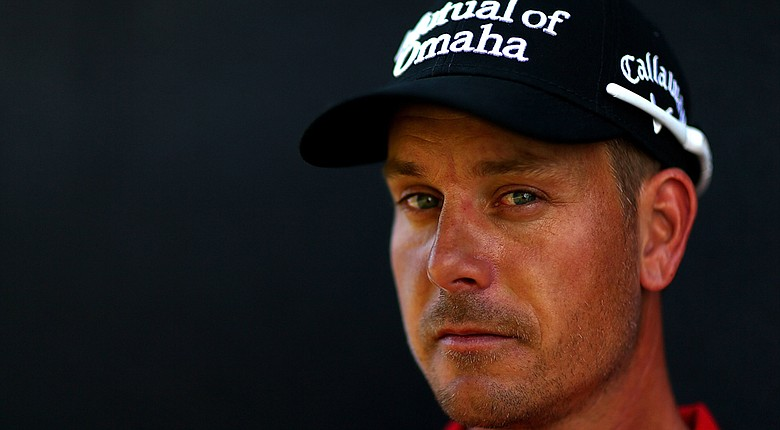 Henrik Stenson is off to a slow start in 2014 after winning last season's FedEx Cup and Race to Dubai titles.