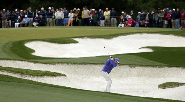Quail Hollow Club plays host to the Wells Fargo Championship on PGA Tour.