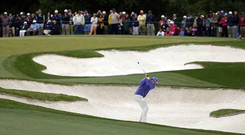 Quail Hollow Club plays host to the Wells Fargo Championship on PGA Tour.