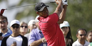 Rusty, or ready? Tiger's back cuts Masters prep