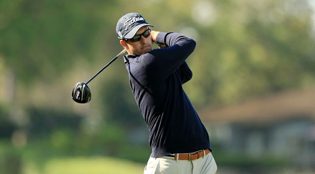 Adam Scott carded a tournament-record tying 10-under 62 during the first round of the Arnold Palmer Invitational at Bay Hill Club and Lodge.