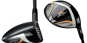 Callaway X2 Hot Deep fairway woods