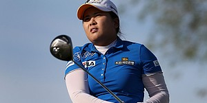 Voila! Inbee Park takes clubhouse lead at Founders