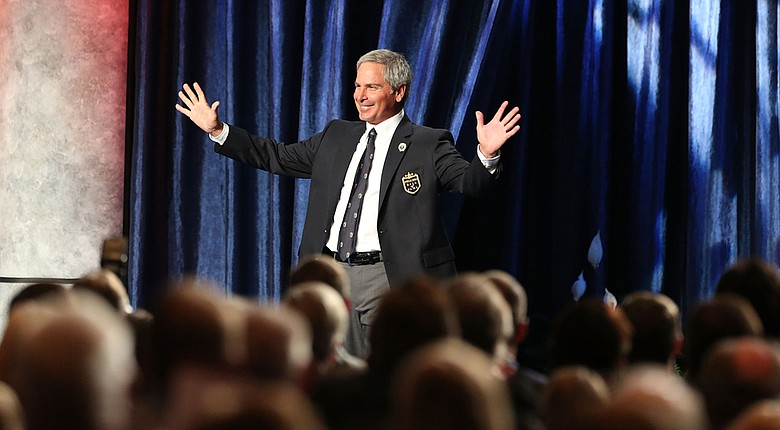 Fred Couples' induction into the World Golf Hall of Fame was met with some questions, spurring a new look at the selection process.