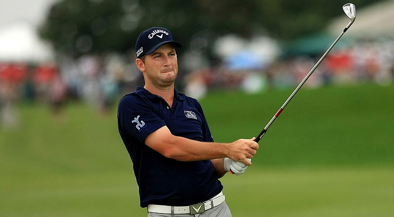 Matt Every during Sunday's final round of the PGA Tour's 2014 Arnold Palmer Invitational at Bay Hill Club and Lodge in Orlando, Fla.