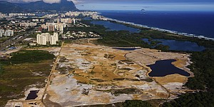 Rio delays mount, Aussie Olympic chief says