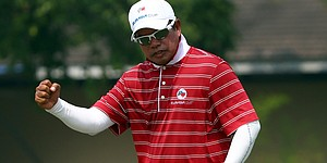 Europe leads 7-3 after two days at EurAsia Cup