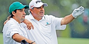 Cabrera, Augusta National a perfect match