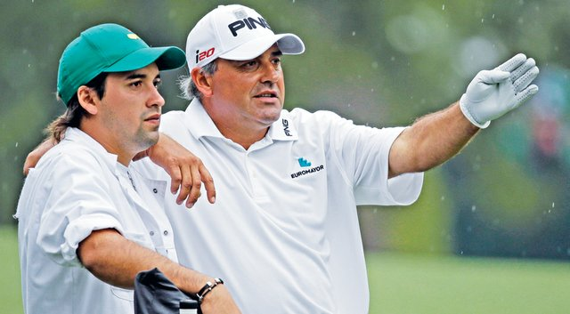 Angel Cabrera came up just short of another green jacket in 2013, falling in a playoff to Adam Scott.