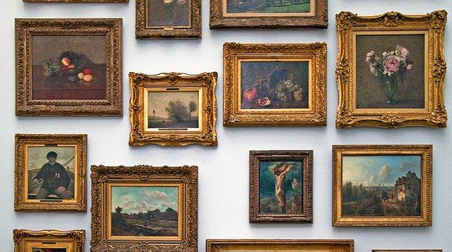 Boymans van Beuningen Museum, Rotterdam, Netherlands. Artist: Puvis de Chavannes. Wikimedia Commons, User: BotMultichillT.