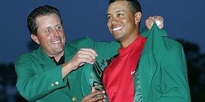 Memorable moments from Tiger Woods' career