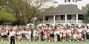 Youths target winning putt at Augusta