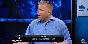 VIDEO: College Central, Men's sleeper teams