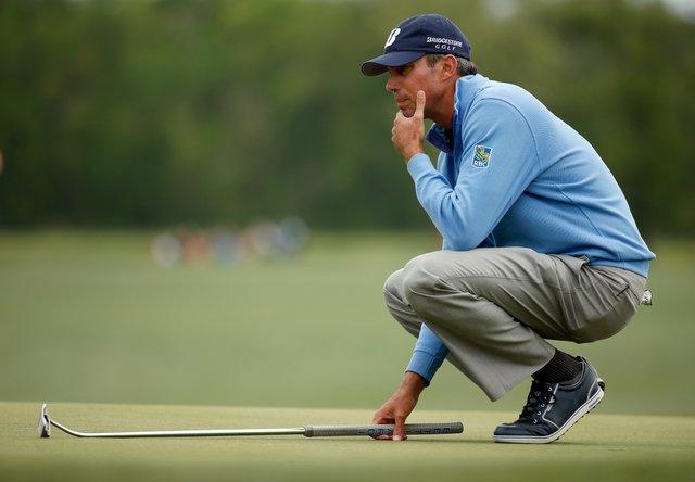 Matt Kuchar during the PGA Tour's 2014 Shell Houston Open.