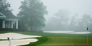 What's on tap for Monday at Augusta National