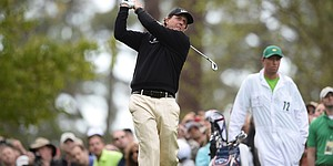 """Mickelson says Augusta National """"frees"""" him up"""