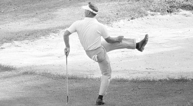 Arnold Palmer won the 1964 Masters.