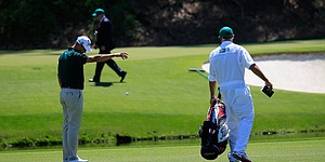 Augusta's 12th hole proves to be a gigantic pain
