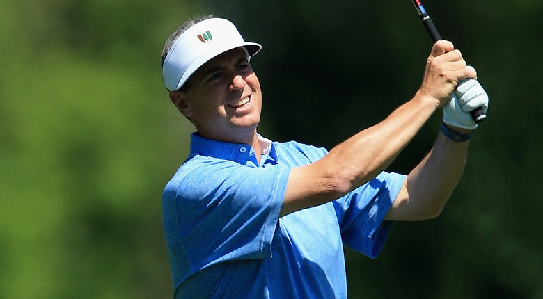 Mike McCoy fired a 6-over 78 on Thursday at the Masters.
